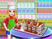 Ice Cream Sandwich Cake game