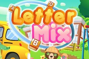 play Letter Mix