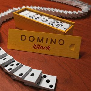 Domino Block game