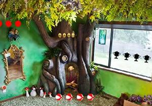 play Tree House Escape (Craze In Games