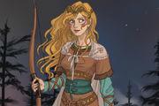 Viking Woman Creator game