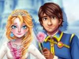 Ice Princess Bridal Makeover game