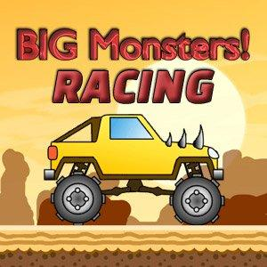 Big Monsters Racing game