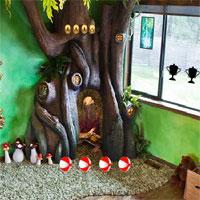 Cig Tree House Escape game