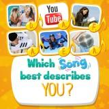 Which Song Best Describes You? game