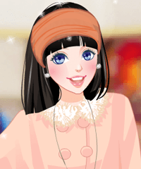 Top College Girl Dress Up Game game