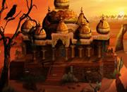 Red Temple Of The Lost World game