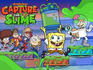 play Nickelodeon: Capture The Slime Action