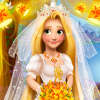 play Blonde Princess Wedding Fashion