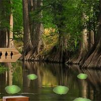 8Bgames-Swamp-Forest-Escape game