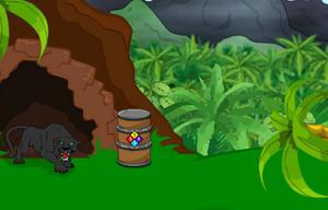 Nature Escape Jungle game