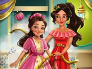 Latina Princess Magical Tailor game