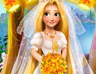 Blonde Princess Wedding Fashion game