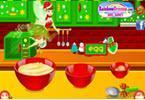 play Christmas Tree Cookies