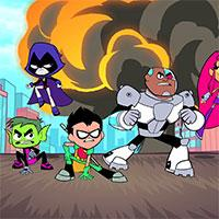 Slash Of Justice – Teen Titans game