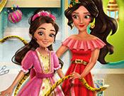 Latina Princess Magical Tailor game