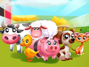 play Fun With Farms Animals Learning