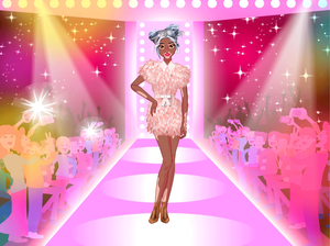 My Unique Fashion Story game