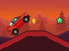 Desert Racer game