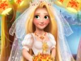 Blonde Princess Wedding Fashion game