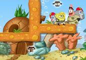 play Spongebob Mystery Sea 2
