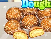 play Make Custard Doughnuts