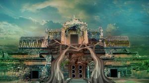 Asian Temple Escape game