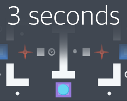 3 Seconds - A Time Puzzle game