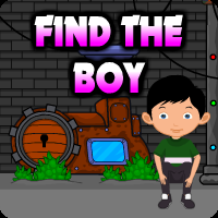 Find The Boy game