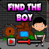 play Find The Boy Walkthrough