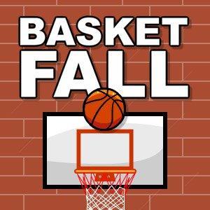 play Basket Fall