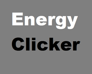 Energy Clicker game