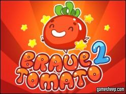 play Brave Tomato 2 Game Online Free