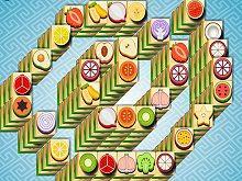 Fruit Mahjong: Spiral Mahjong game