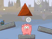 Piggy Coins game