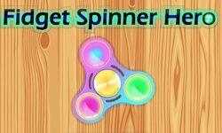 Fidget Spinner Hero game