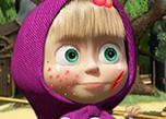 play Masha And The Bear Accident