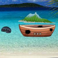 New Island Escape Yolkgames game