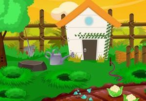 play Chicken Farm Escape ( 8B Games