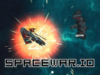 Spacewar.Io game