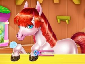 play Unicorn Beauty Salon
