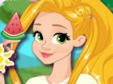 Rapunzel Sweet Summer Party game
