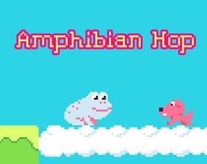 Amphibian Hop game