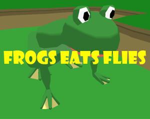 Frogs Eats Flies game