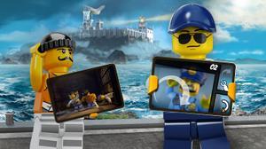 Prison Island Interactive Video game