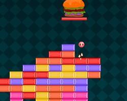 Pig Break Brick game