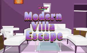Modern Villa Escape game