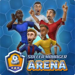 Soccer Manager Arena game