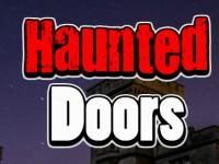 Haunted Doors game