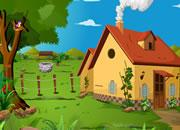 play Farm House Escape Using Car